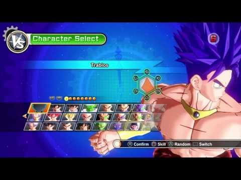 Dragon Ball Xenoverse | PS4 | LVL 99 Distributing 300 Attribute Points + Online Battle