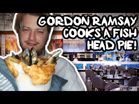 Making Fish Head Pie Feat. Gordon Ramsay