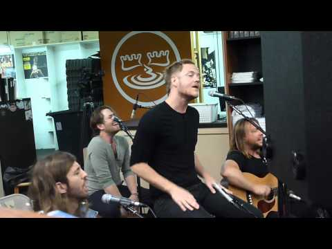 Imagine Dragons - Amsterdam LIVE ACOUSTIC @ Bull Moose Music 9/10/12