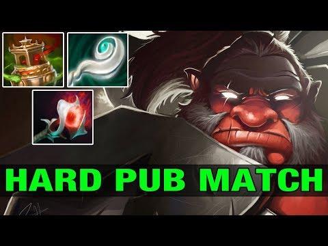 HARD PUB MATCH - Saksa Plays Axe - Dota 2