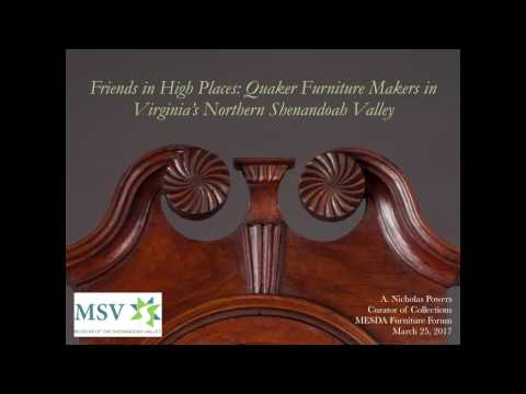 05 2017 MESDA Furniture Seminar — Nick Powers