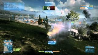 BattleField 3 M15 Suicide car Montage