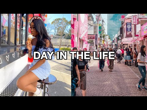 DAY IN THE LIFE IN TOKYO JAPAN | GIRLS DAY OUT/ Harajuku Shibuya Shopping & FOOD FOOD FOOD!