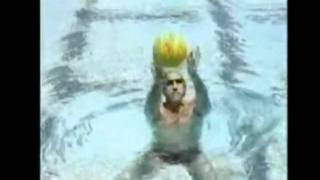 Tamas Farago perfekt Wasserball