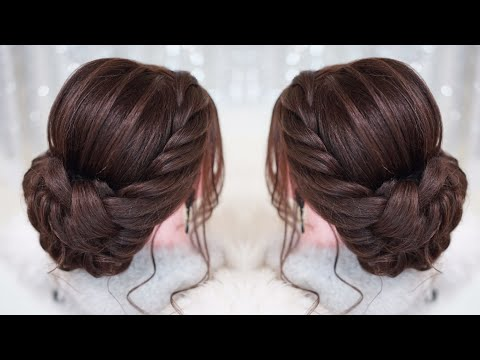 The Most Elegant Hairstyles   Cute Hairstyle Idea