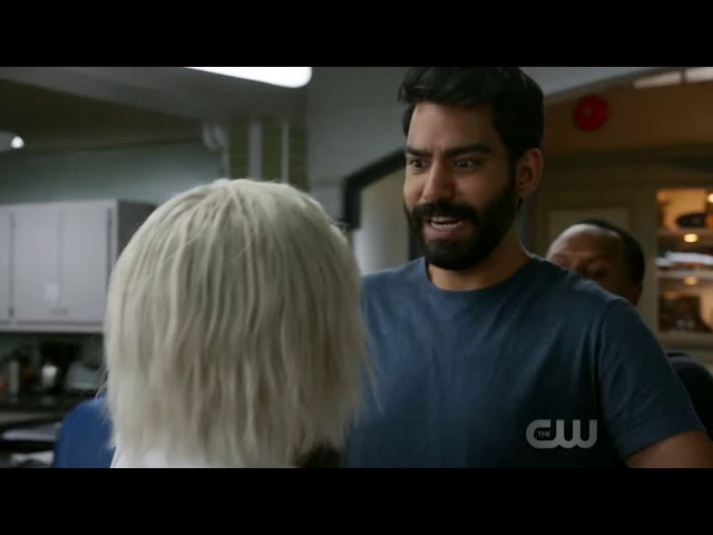 iZombie (2019) | 5.03 -  You just have to be the frame (Clip)