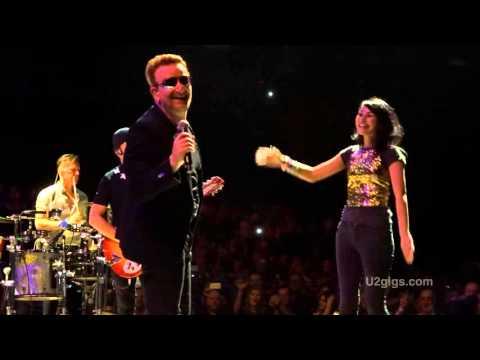 U2 Glasgow Mysterious Ways / Elevation 2015-11-06 - U2gigs.com