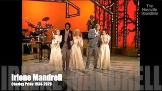 Irlene Mandrell on Charley Pride Passing 2020
