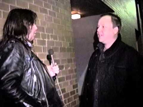 Vintage Black Francis // Pixies Interview For Community TV