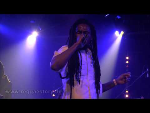 Jah Cure - 3/7 - All Of Me - 01.11.2014 - YAAM Berlin
