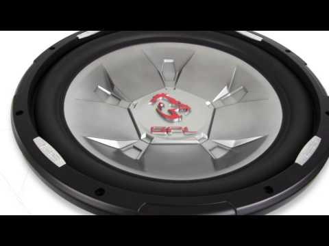 SPL 15-Inch 2800W Power Subwoofer | SP315