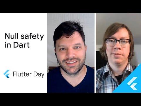 Null safety in Dart
