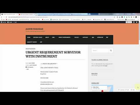 Jobs for Surveyor with Instruments Safety Office & Electro-Technical Officer in Saudi Arab(KSA)