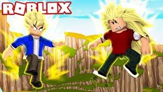 ROBLOX-SUPER SAIYAJINS BROTHERS BRAWL (Dragon Ball Z Final Stand)
