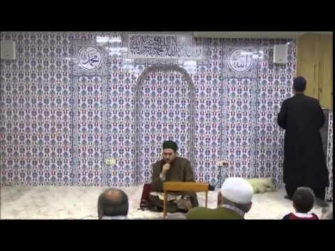 Seyyid Muhiddin Usta Hocaefendi'den Dua Ve Yeni Vakıf Binası Hakkında Bilgilendirme / 09.05.2015