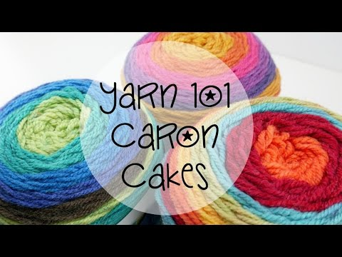 Yarn 101 Caron Cakes, Episode 333