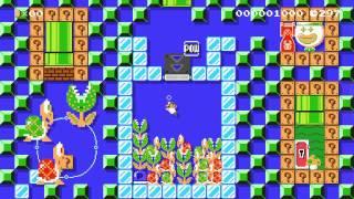 Dr. MARIO (NES CLASSIC) by Garrett ~SUPER MARIO MAKER~ NO COMMENTARY
