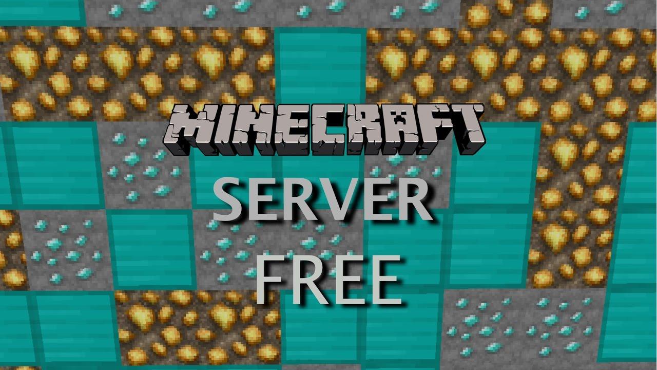 HOW TO MAKE A MINECRAFT SERVER FREE YouTube - Minecraft server erstellen free