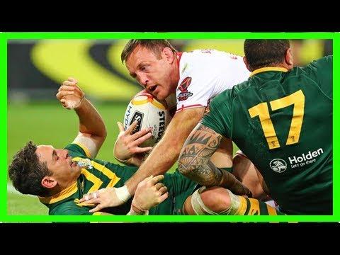 Rugby league world cup 2017: australia 46-0 samoa- News E