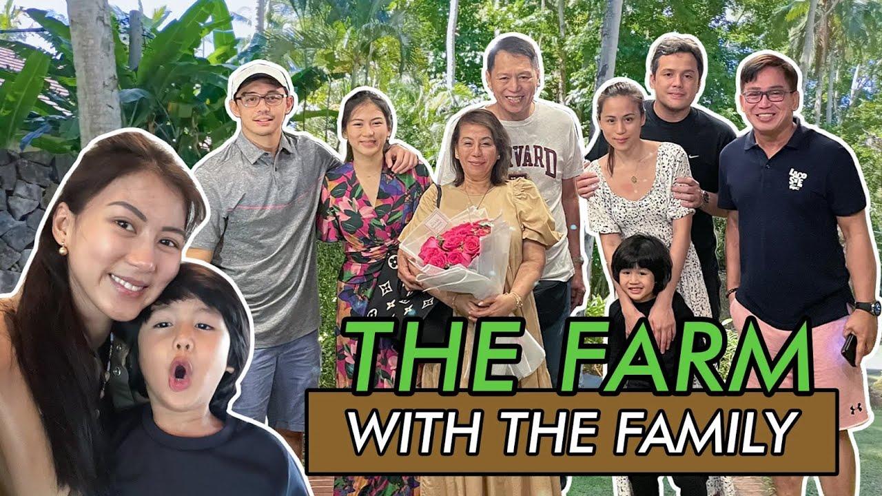 My Family in the Farm by Alex Gonzaga