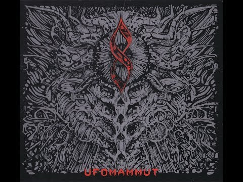 UFOMAMMUT - 8 [FULL ALBUM] 2017 --LYRIC VIDEO--