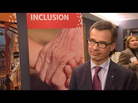EUROCITIES - Cities4Europe: interview with Ulf Kristersson