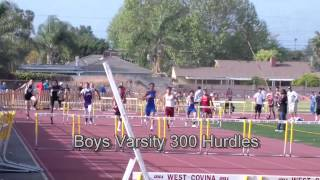2013 SAN GABRIEL VALLEY TRACK AND FIELD CHAMPIONSHIPS
