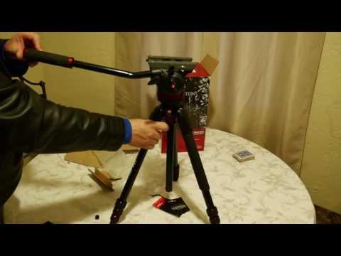 Manfrotto 190Go! + MVH502AH Video Head Review