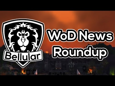 WoD News - Southshore Vs Tarren Mill Returns, WoD Release Date & Cinematic Event