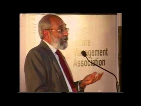 IMA International Management Conclave (Jan. 2011 ) -  Kr. Sumer Singh ( Head of Daily College )