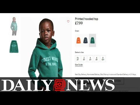 Mother of child in H&M ad reportedly says critics 'crying wolf'