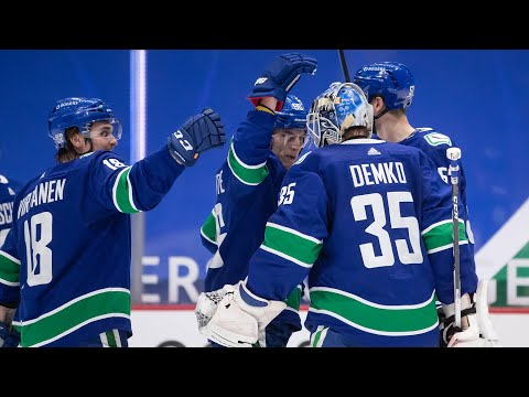 Vancouver Canucks dealing with a serious outbreak of COVID-19 raising questions about NHL season