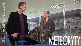 Astronarium - Meteoryty