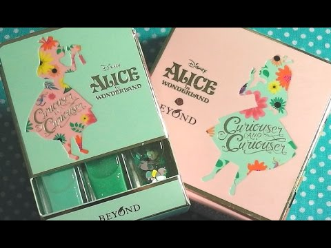 Makeup Monday | ALICE IN BLOOMING