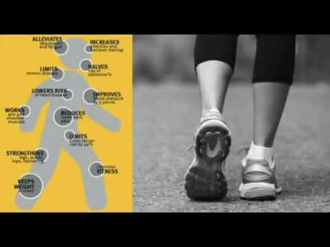 7 Surprising Health Benefits of Walking 15 Minutes a Day@