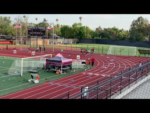 2019 Pasadena Games Track Invitational - Boys Varsity 800m Heat 2 Of 2