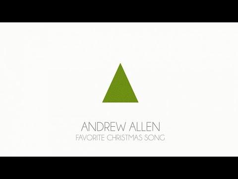 ANDREW ALLEN - Favorite Christmas Song