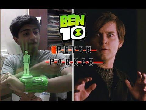 Ben 10 Transformation - Peter Parker thumbnail