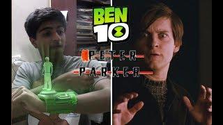 Ben 10 Transformation - Peter Parker