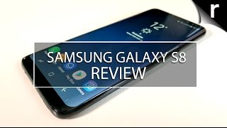 Samsung Galaxy S8 Review: Return of the King