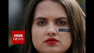 A day of protests against gun violence- BBC News