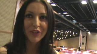 Miss Nude Australia at Sexpo 2009