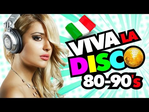 Viva La DISCO 80-90's. BEST Dance Hits. Original Mix. TOP 20 - 2016