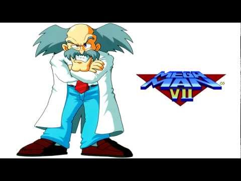 Mega Man 7 - Wily's Fortress 1 (Sega Genesis Remix)