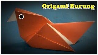 Origami Burung | Cara Membuat Origami Burung