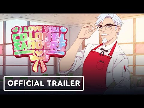Fisher - KFC Is Launching A Romantic Colonel Sanders Video Game...Just Because