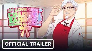 I Love You, Colonel Sanders! A Finger Lickin' Good Dating Simulator Trailer