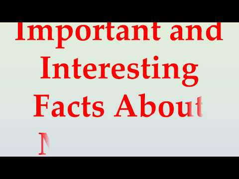 Important and Interesting Facts About Mauritania