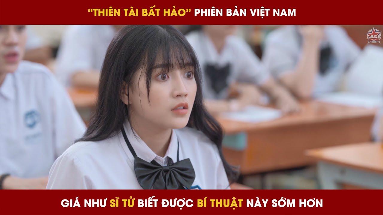 Thiên Tài Bất Hảo Phiên Bản Việt Nam | Phim Trinh Thám Học Đường | BIỆT ĐỘI CÔNG LÝ  | LA LA SCHOOL