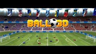 Ball 3D Soccer Online |Marco pero en mi portería| jajaja